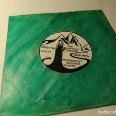 Discos de vinilo: SINGLE / VINILO - THE MANCHESTER MEKON – NO FORGETTING - NEW 102. Lote 210145872