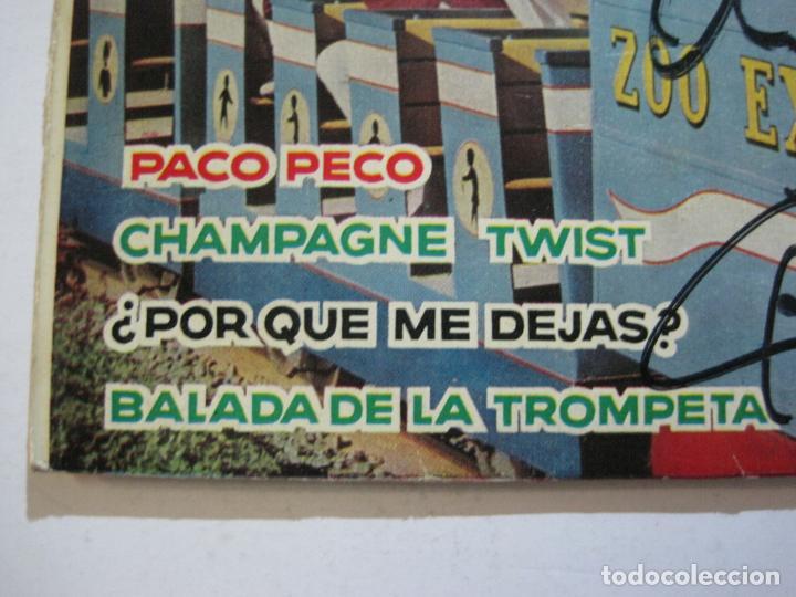 Discos de vinilo: RUDY VENTURA Y SU CONJUNTO-DISCO FIRMADO-COLUMBIA RECORDS-VER FOTOS-(V-21.041) - Foto 3 - 210151241