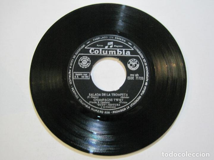 Discos de vinilo: RUDY VENTURA Y SU CONJUNTO-DISCO FIRMADO-COLUMBIA RECORDS-VER FOTOS-(V-21.041) - Foto 9 - 210151241