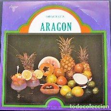 Discos de vinilo: ORQUESTA ARAGÓN - 39 ANIVERSARIO. Lote 210151473