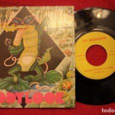 "Discos de vinilo: 7"" LES MODYLOOK - MADAME EDOUARD-TWO STEP - SINGLE - FRANCE - GATEGOLD (EX/EX). Lote 210157332"
