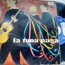 Discos de vinilo: EP ( VINILO) DE LUIS ARAQUE CON LA TUNA AÑOS 60. Lote 210163122