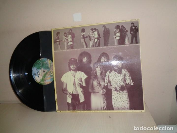 Discos de vinilo: FLEETWOOD MAC - RUMORES - NO 1 USA- HISPAVOX- 1977- MADRID - Foto 2 - 210164056