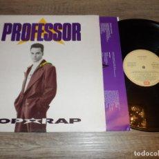 Discos de vinilo: PROFESSOR - POP RAP. Lote 210165491