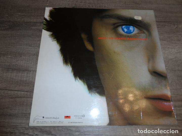 Discos de vinilo: JEAN MICHEL JARRE - MAGNETIC FIELDS (SPAIN 1981) - Foto 2 - 210165923