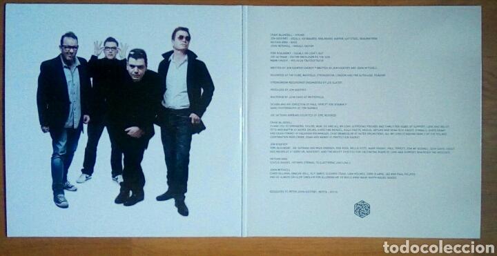 Discos de vinilo: Frost – Falling Satellites, Inside Out Music, 2 × Vinyl, LP, Album, 180 g + CD, 2016. Germany. - Foto 2 - 210113458