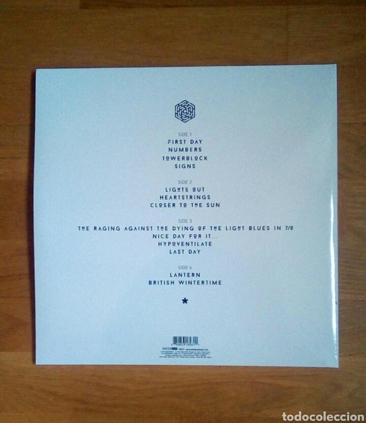 Discos de vinilo: Frost – Falling Satellites, Inside Out Music, 2 × Vinyl, LP, Album, 180 g + CD, 2016. Germany. - Foto 4 - 210113458