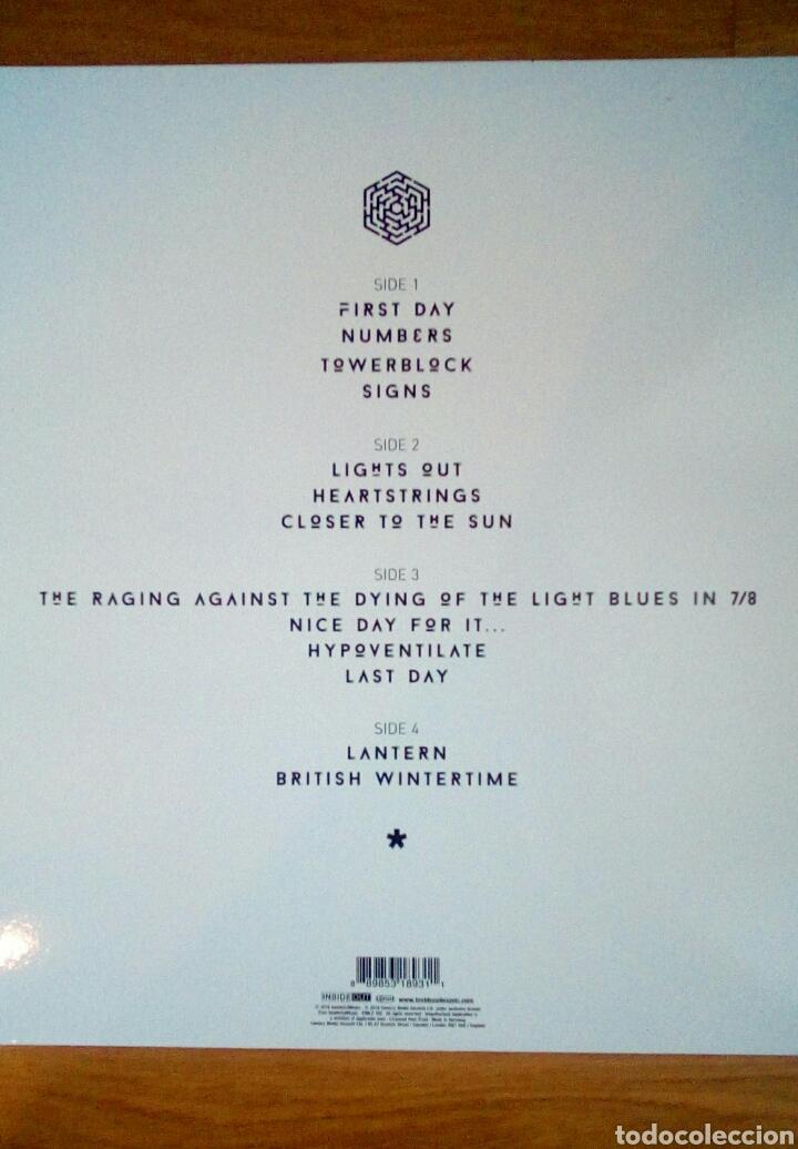Discos de vinilo: Frost – Falling Satellites, Inside Out Music, 2 × Vinyl, LP, Album, 180 g + CD, 2016. Germany. - Foto 5 - 210113458