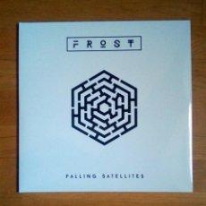 Discos de vinilo: FROST – FALLING SATELLITES, INSIDE OUT MUSIC, 2 × VINYL, LP, ALBUM, 180 G + CD, 2016. GERMANY.. Lote 210113458
