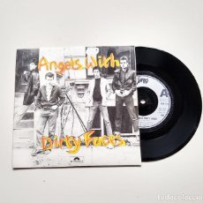 "Discos de vinilo: SHAM 69. ANGELS WITH DIRTY FACES. 7"". Lote 210168770"
