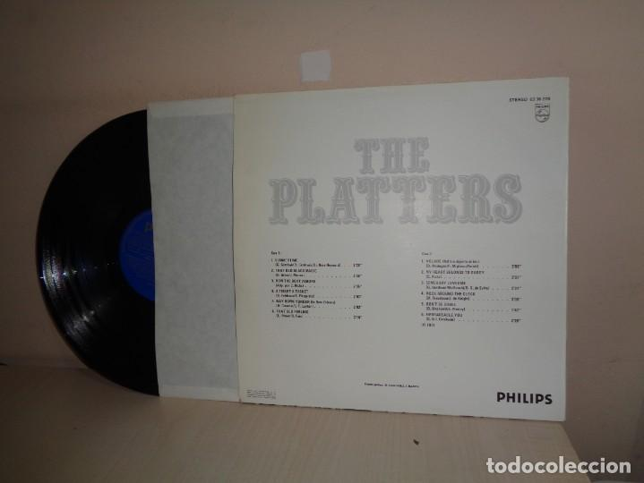 Discos de vinilo: THE PLATERS - SOMEBODY LOVES ME - PHILIPS -SERIE APLAUSO - AÑO 1977- FOCO -MADRID- - Foto 2 - 210171853