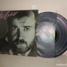 Discos de vinilo: JOE COCKER--CIVILIZED MAN-1984- - CAPITOL EMI -BCN. Lote 210172441