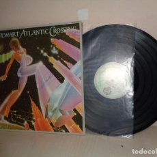 Discos de vinilo: ROD STEWARR -ATLANTIC CROSSING- HISPAVOX- 1975- MADRID -. Lote 210173048