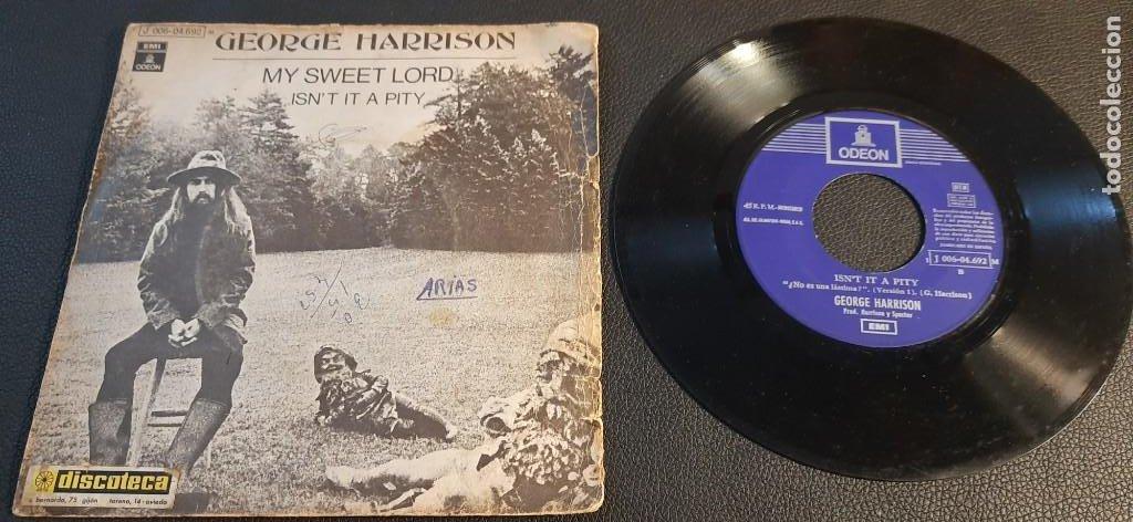 GEORGE HARRISON (Música - Discos de Vinilo - EPs - Bandas Sonoras y Actores)