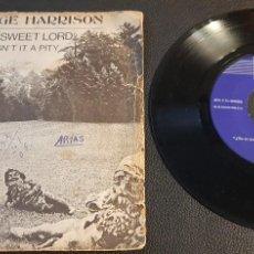 Discos de vinilo: GEORGE HARRISON. Lote 210184895