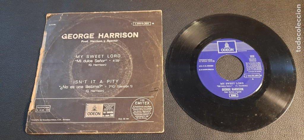 Discos de vinilo: George Harrison - Foto 2 - 210184895