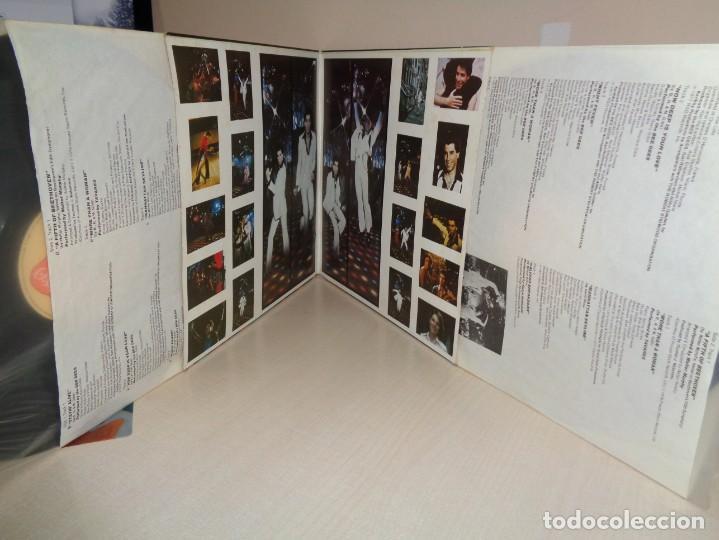 Discos de vinilo: THE ORIGINAL MOVIE SOUND TRACK-2LPS- FIEBRE SABADO NOCHE-BEE GEES-1977-RSO RECORDS-1977- MADRID - Foto 2 - 210194797
