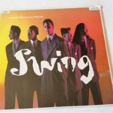 Discos de vinilo: THE DEFF BOYZ FEATURING TONY MAC - SWING - 1990. Lote 210209067