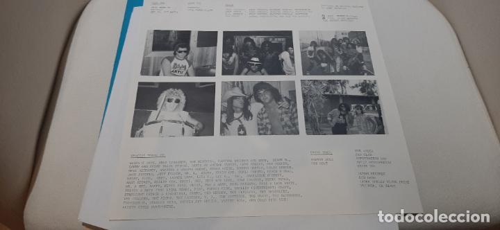 "Discos de vinilo: ANTIX -GET UP GET HAPPY- (1984) MINI-ALBUM 12"" - Foto 9 - 210222705"