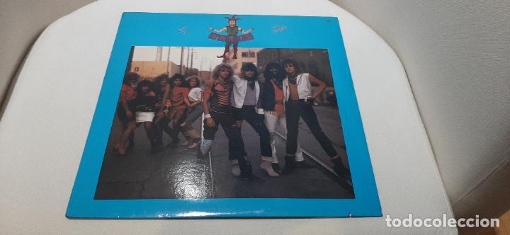 "ANTIX -GET UP GET HAPPY- (1984) MINI-ALBUM 12"" (Música - Discos de Vinilo - EPs - Heavy - Metal)"