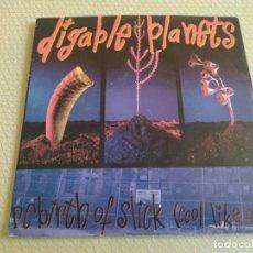 Discos de vinilo: DIGABLE PLANETS - REBIRTH OF SLICK ( COOL LIKE THAT ) - SINGLE. Lote 210225313