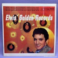 Discos de vinilo: LP ELVIS' GOLDEN RECORDS - ESPAÑA - EX. Lote 210229735