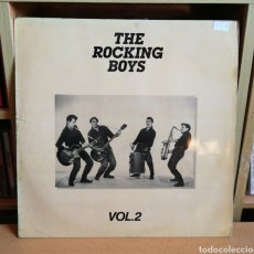 Discos de vinilo: LP ALBUM , THE ROCKING BOYS , VOL.2. Lote 210236405
