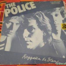Disques de vinyle: THE POLICE - REGGATTA DE BLANC - A&M RECORDS 1979 ED. ESPAÑOLA. Lote 210236760