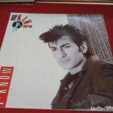 Discos de vinilo: VINILO MAXI-SINGLE ( KING - I KNOW ) CBS 1987- PKING Q1 POSTER SLEEVE. Lote 210238957