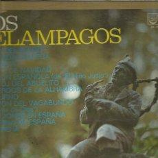 Discos de vinilo: RELAMPAGOS 1972. Lote 210243225