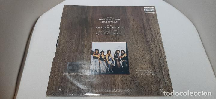 Discos de vinilo: BON JOVI -BORN TO BE MY BABY- (1988) MAXI-SINGLE - Foto 2 - 210243930