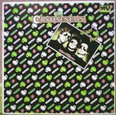 "Discos de vinilo: THE CONTINENTALS - FIZZ POP (MODERN ROCK) 10"" EP NU DISK 1979. Lote 210246715"