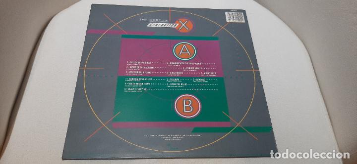 Discos de vinilo: GENERATION X -THE BEST OF GENERATION X- (1985) LP DISCO VINILO - Foto 3 - 210246815