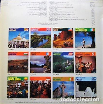 Discos de vinilo: FOLKLORE DEL MUNDO - BRASIL - VOLUMEN 21 - Foto 2 - 210251860