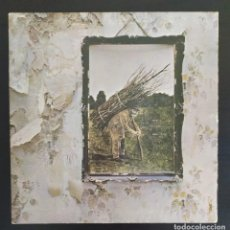 Discos de vinilo: LED ZEPPELIN - IV (UNTITLED) 1975. USA REEDITION / PRESSWELL / GEORGE PIROS. Lote 210270282