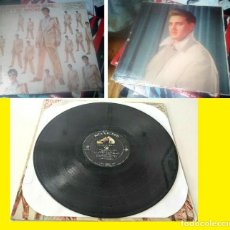 Discos de vinilo: ELVIS PRESLEY, ELVIS GOLD RECORDS VOL.2 -50'000 ELVIS FANS CAN'T BE WRONG, RARO EDT USA + ENCARTE. Lote 210273540