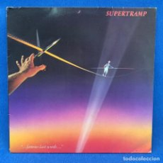 Discos de vinilo: LP SUPERTRAMP - FAMOUS LAST WORDS + ENCARTE - ESPAÑA - AÑO 1982. Lote 210275475