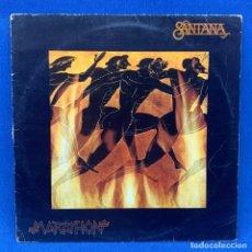 Discos de vinilo: LP SANTANA - MARATHON - HOLANDA - AÑO 1979. Lote 210279445
