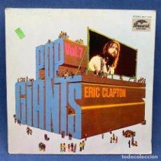 Discos de vinilo: LP ERIC CLAPTON - POP GIANTS VOL.7 - ALEMANIA - AÑO 1974. Lote 210281268