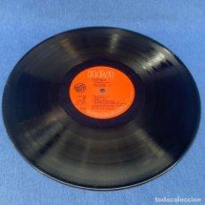 Discos de vinilo: LP DAVID BOWIE - HEROES - AÑO 1981 - SOLO EL LP SIN PORTADA. Lote 210282010