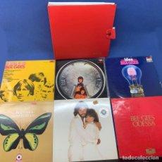 Discos de vinilo: LP LOTE DE 6 VINILOS DE LOS BEE GEES - VER DESCRIPCIÓN. Lote 210285306
