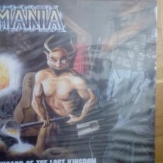 Discos de vinilo: MANIA. WIZARD OF THE LOST KINGDOM. 1988 LP. Lote 210307297
