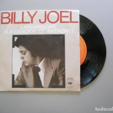 Discos de vinilo: BILLY JOEL ‎– MOVIN' OUT (ANTHONY'S SONG) SINGLE VG+/VG+ 1978. Lote 210307651