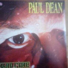 Discos de vinilo: PAUL DEAN. HARDCORE (1989). LP. Lote 210310163