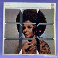 Discos de vinilo: LP SHIRLEY BASSEY - VG++. Lote 210311400
