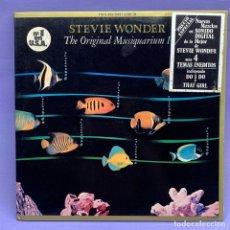 Discos de vinilo: LP STEVIE WONDER - THE ORIGINAL MUSIQUARIUM VG+. Lote 210311873