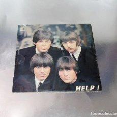 Discos de vinilo: THE BEATLES --- HELP & MR. MOONLIGHT & I´M DOWN & I´LL FOLLOW THE SUN -- ( NM OR M- ) FUNDA VG++. Lote 210323241