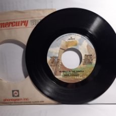 Discos de vinilo: DON COVAY-RUMBLE IN THE JUNGLE/WE CANT'MAKE IT NO MORE. Lote 210325673
