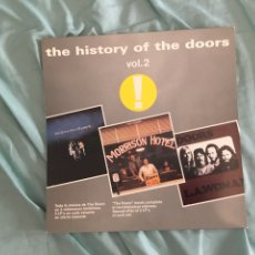 Discos de vinilo: THE HISTORY OF THE DOORS VOL.2. Lote 210330470