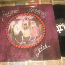 Discos de vinilo: SMASHING PUMPKINS - GISH - (1991-HUT RECORDING)RARO ORIGINAL INGLES LEA DESCRIPCION. Lote 210333582